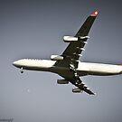 Turkish (Airlines) inbound by Paul Lindenberg