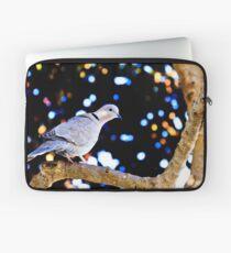 Eurasian Collared Dove Laptop Sleeve