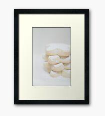 sugar and spice makes Christmas nice... Framed Print