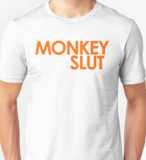 We're Not Having Monkey Slut As A Password Unisex T-Shirt