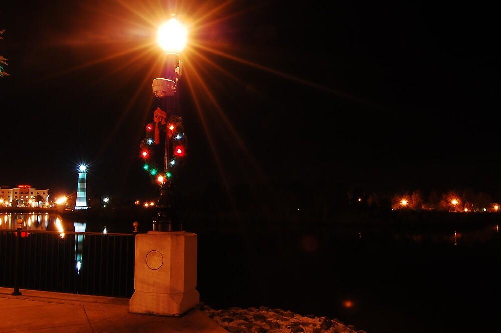 Lights Shining Brightly by Howard Lorenz