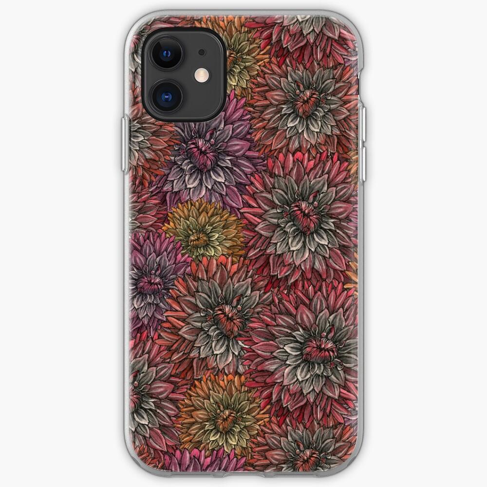 Chrysanthemum iPhone Soft Case