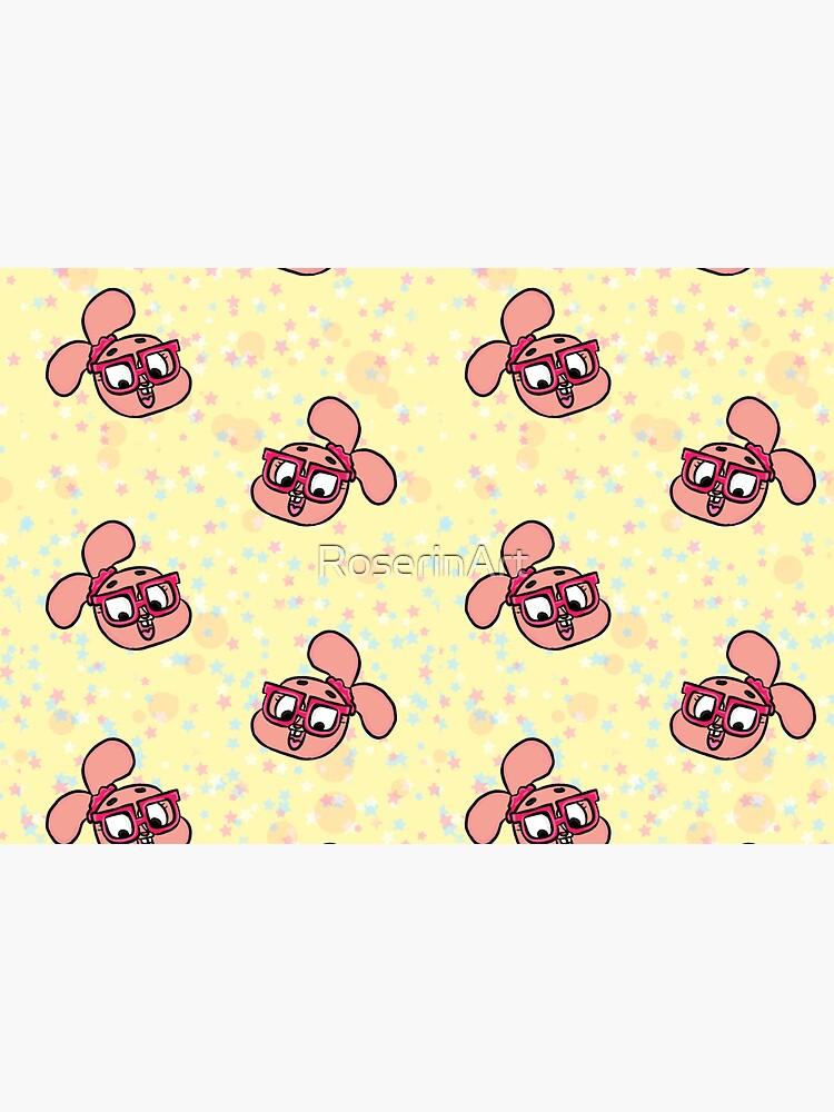 Anais Watterson Pattern - The Amazing World of Gumball by RoserinArt
