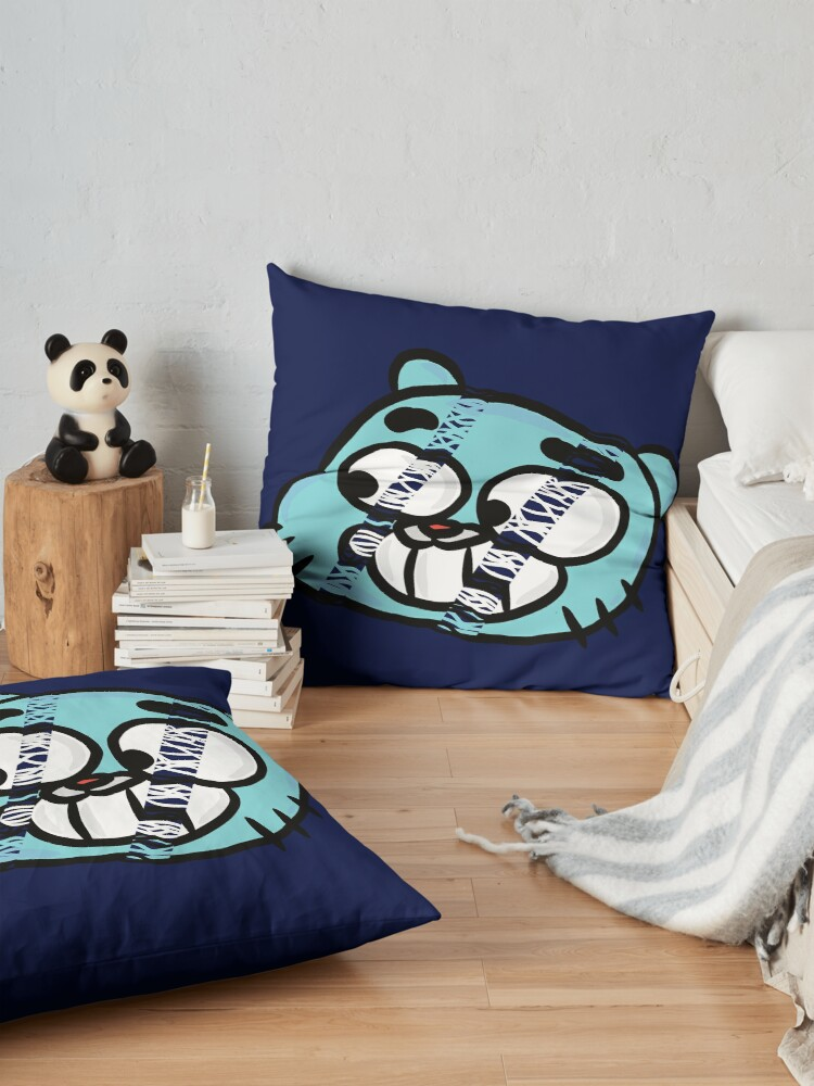 Alternate view of Hang Tight Gumball Watterson Floor Pillow