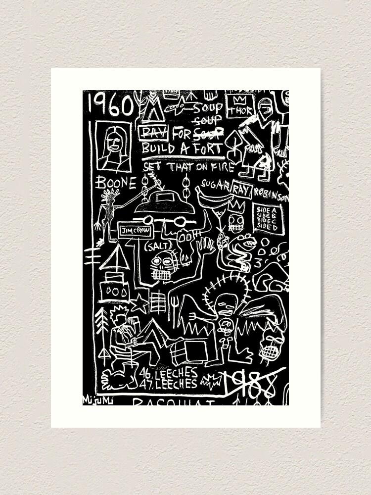 Alternate view of 1960 - 1988 Art Print