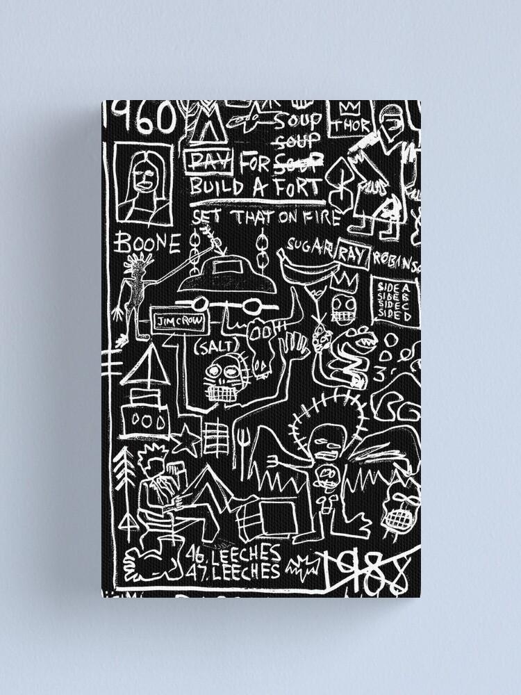 Alternate view of 1960 - 1988 Canvas Print