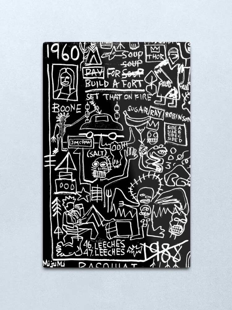 Alternate view of 1960 - 1988 Metal Print