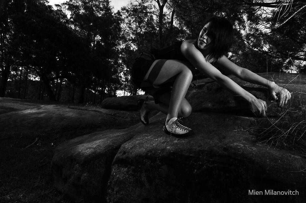 Rock by Mien Milanovitch