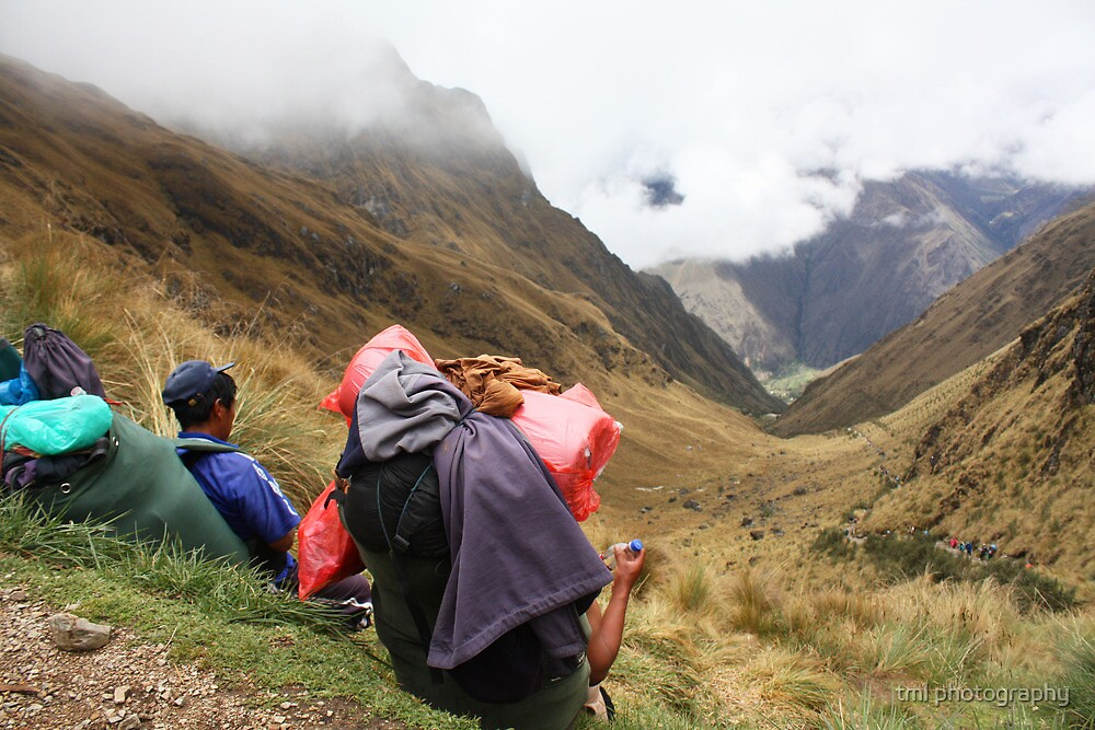 inca trail by tml photography