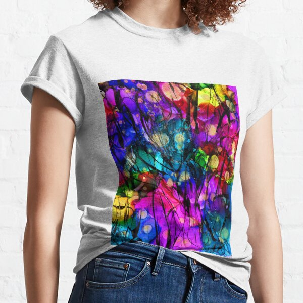 Rainbow Sparkle Classic T-Shirt