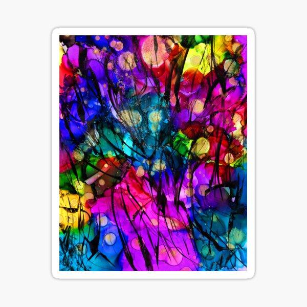 Rainbow Sparkle Sticker
