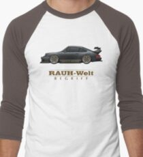 RWB Porsche 911 Men's Baseball ¾ T-Shirt