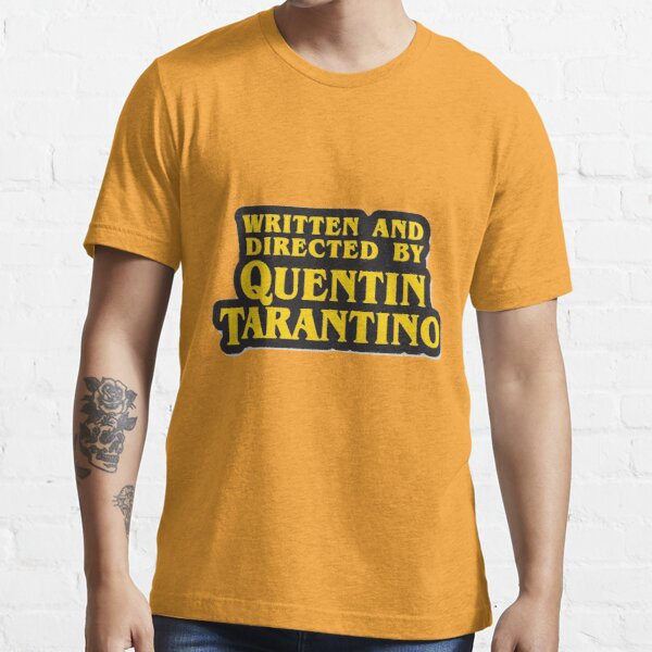 Directed By Tarantino Essential T-Shirt