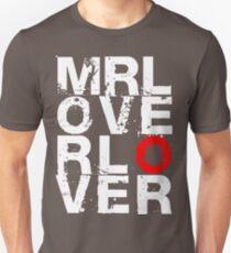 Mr Lover Lover (Dark) Unisex T-Shirt