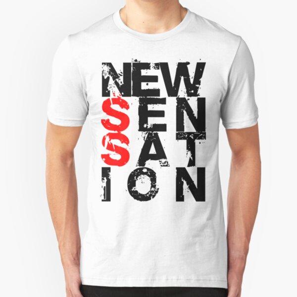 NEW SENSATION Slim Fit T-Shirt