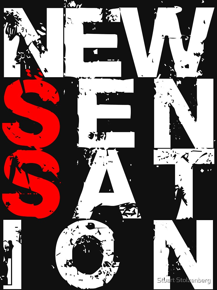 NEW SENSATION (Dark) by stuartist
