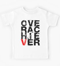 Over Achiever Kids Tee