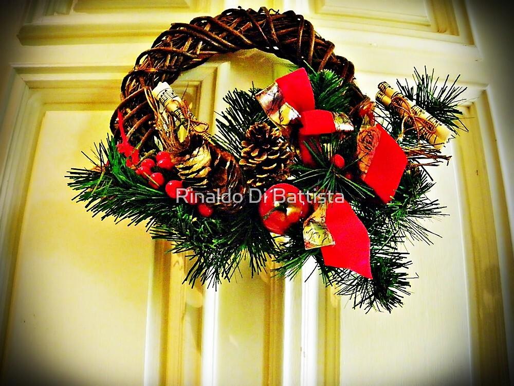 Wreath by Rinaldo Di Battista