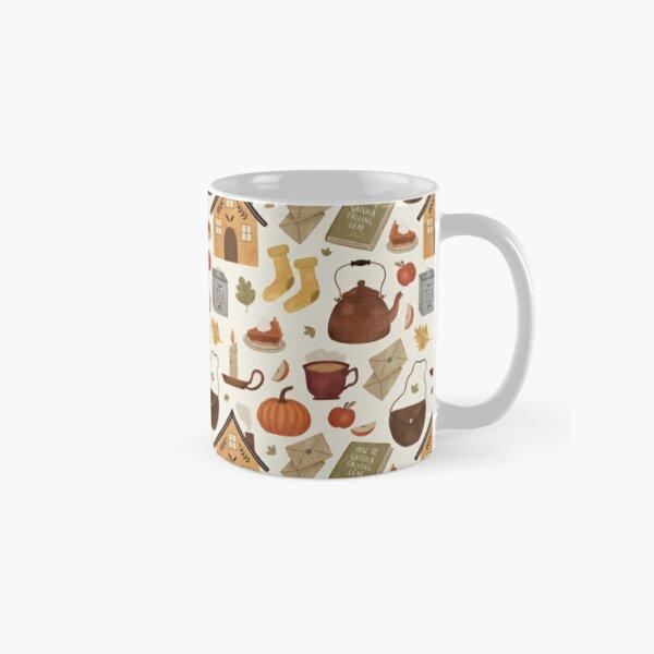 Autumn Cottage Days Classic Mug