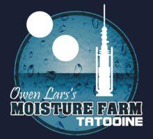 Owen Lars's Moisture Farm.