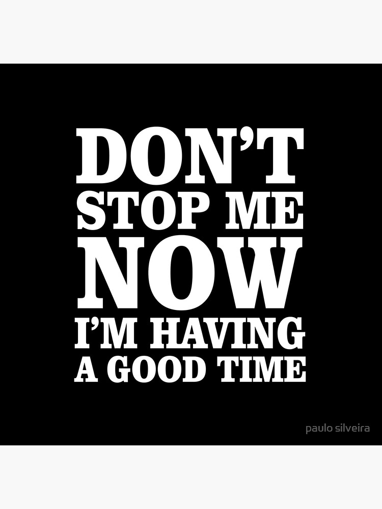 Don't Stop now by hypnotzd
