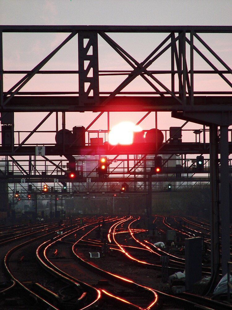 Hot Rails by duncandragon