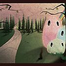 fluffy forest creatures  by SenPowell