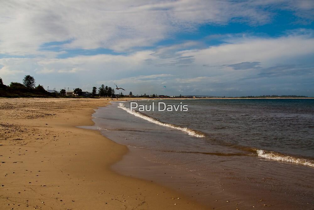 Stockton Beach - Newcastle - New South Wales by Paul Davis