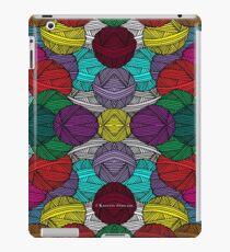 Allover Yarn iPad Case/Skin