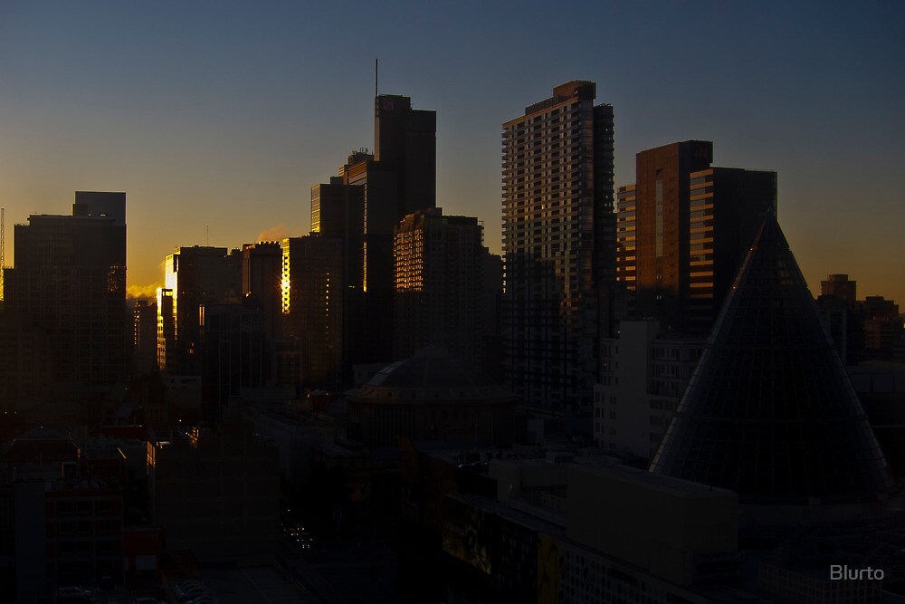 Sun Arise by Blurto