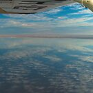 IEF over Lake Eyre by Andrew Mather