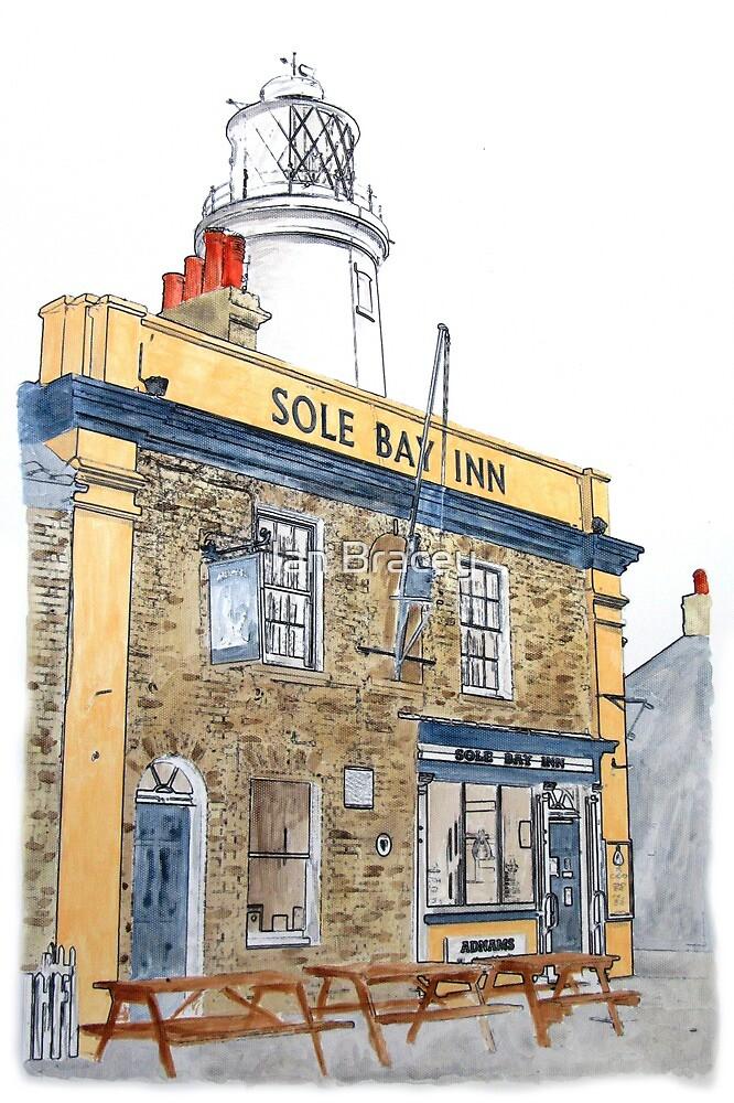 The Sole Bay Inn, Southwold by Ian Bracey