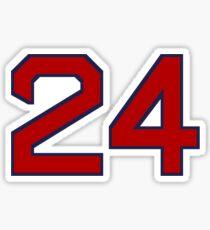 #24 Sticker