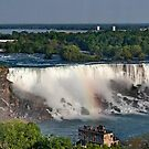 Niagara Falls, Canada  by AnnDixon