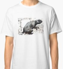 Giant Rat, by ROA Classic T-Shirt