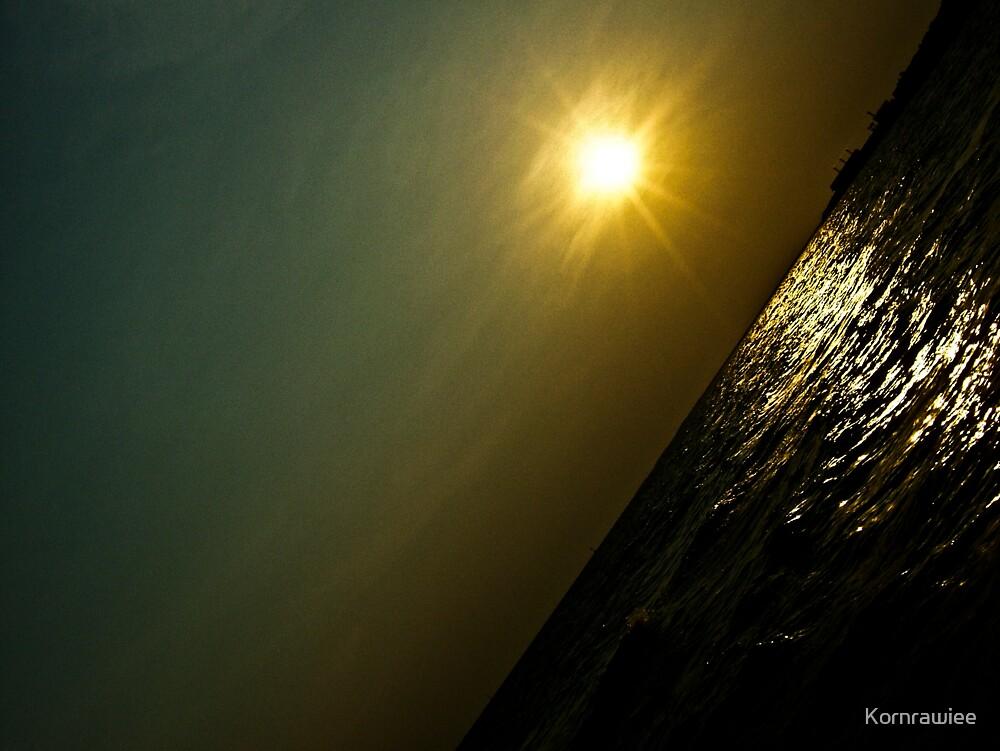 Orbit someday by Kornrawiee