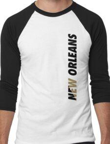 New Orleans NOLA Men's Baseball ¾ T-Shirt