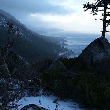The Flume Trail - Lake Tahoe by BWoods37