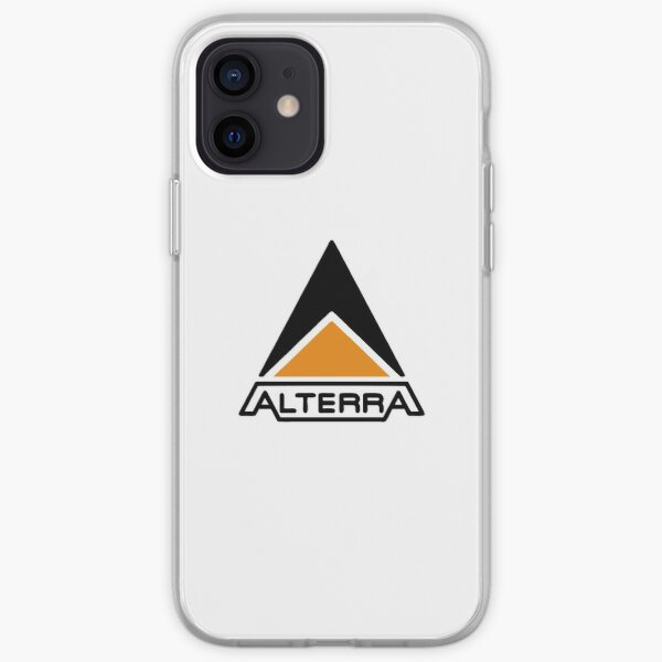 BEST SELLER Alterra Logo Merchandise iPhone Soft Case