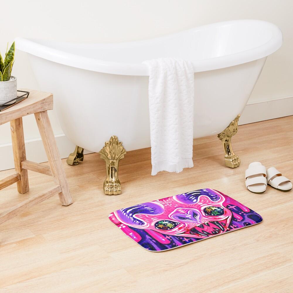 Glitterbat Bath Mat