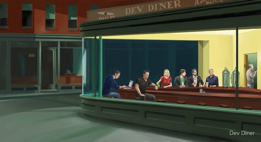 Nightowls by Dev Diner