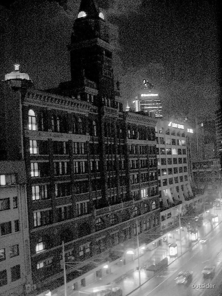 Sydney Gothic by outsider