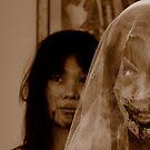Zombie 1 by Vikki Turton