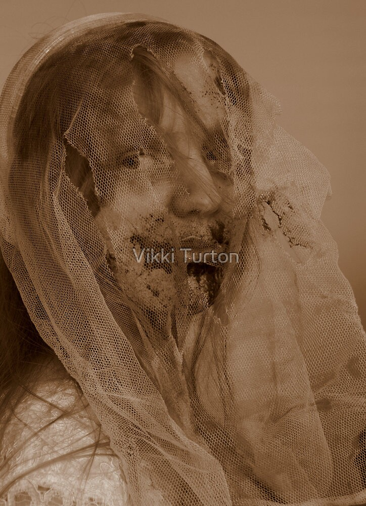 Zombie 2 by Vikki Turton
