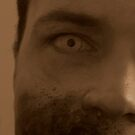 Zombie long face by Vikki Turton