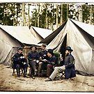 Petersburg, Va. Hospital stewards Civil War von Mario  Unger