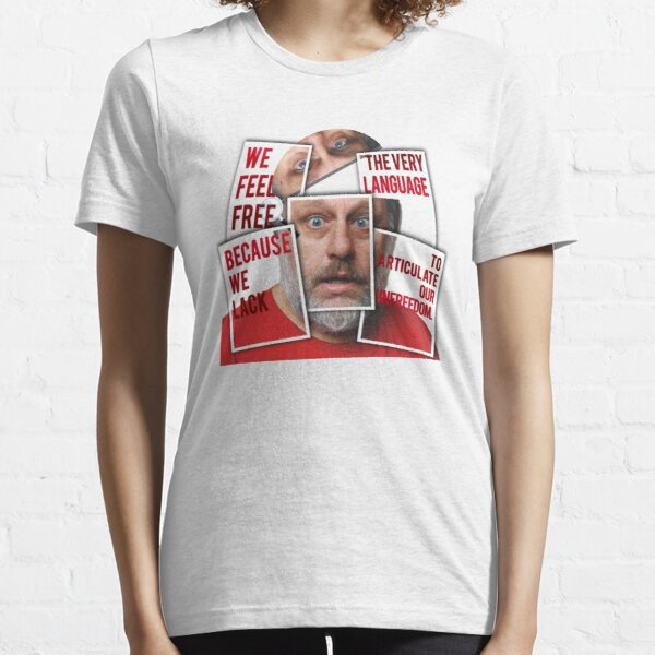 The Real of S.Zizek Essential T-Shirt