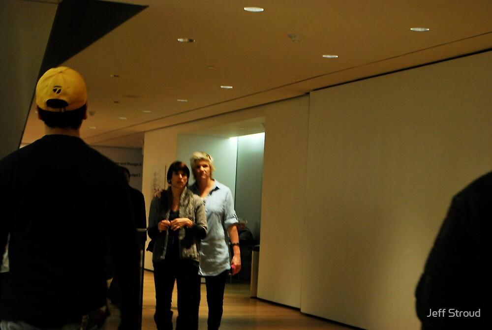 Museum people by Jeff stroud