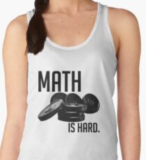Math is Hard Women's Tank Top