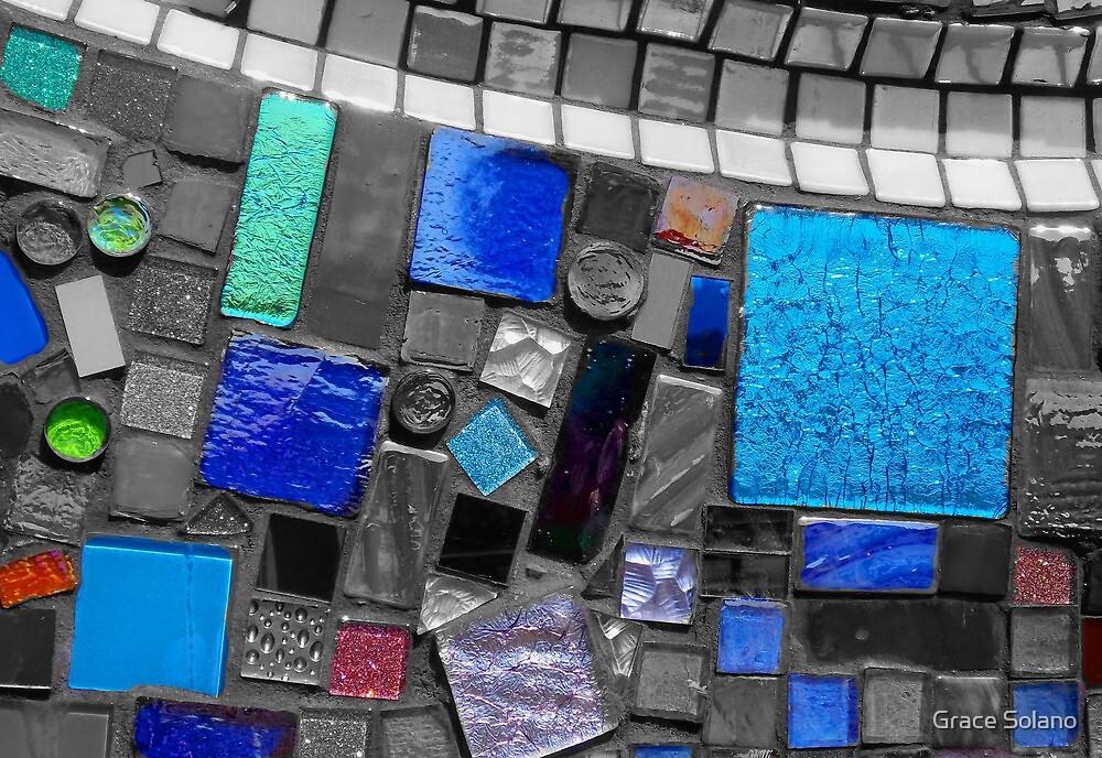 Mosaic II by Graciela Maria Solano